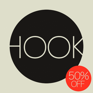 Hook, Notifications in bubble Pro und 21 weitere App-Deals (Ersparnis: 41,86 EUR)