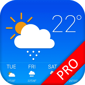 Weather Forecast Pro, Fit Tile und 5 weitere App-Deals (Ersparnis: 9,33 EUR)