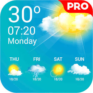 Weather Live Pro, Cleaner - Boost Mobile Pro und 12 weitere App-Deals (Ersparnis: 24,86 EUR)