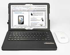Das Tablet als mobiles Büro und Notebookersatz