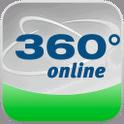 360° online – Die App mit der du online und offline für deine Führerscheinprüfung lernst