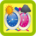 Alarm Weather – Lass dich bei Glatteis oder Regen früher wecken