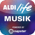 ALDI Life Musik – Das Angebot von Napster zum Dumpingpreis