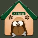 AllDogs ist ein umfangreiches Nachschlagewerk für Hunderassen