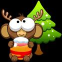 Bubble Monkey Xmas – Der Klassiker für Android im weihnachtlichen Gewand