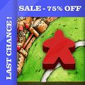 Carcassonne – Cooles Brettspiel für bis zu 5 Mitspieler
