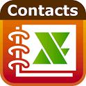 Contacts<->Excel &#8211; Schneller Import, Export und automatisches Backup