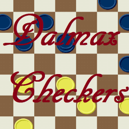 Dalmax Checkers – Eine Runde Dame auf dem Android Phone spielen