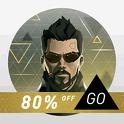 Deus Ex GO, Dungeon Defense und 45 weitere App-Deals (Ersparnis: 69,60 EUR)