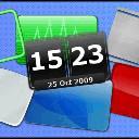 DigiClock Widget bringt eine Uhr auf jeden Homescreen