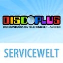 discoPLUS Servicewelt – Komplette Verwaltung des eigenen Tarifs