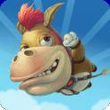 Donkey Jump – Bring den Esel in den Himmel mit diesem coolen Spiel