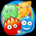 Elemental Galaxy Full&Free – Sehr schönes Puzzle aus dem Match-3 Genre