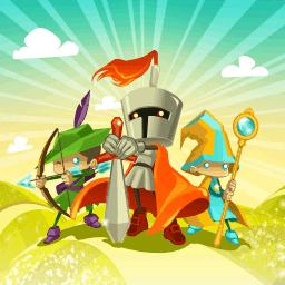 Fantasy Kingdom Defense – Schütze deine Burgen vor Dämonen, Skelette, Orks und viele weitere Bestien