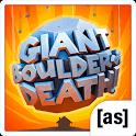 Giant Boulder of Death – Gebäude, Tiere und Figuren zermalmen und dabei noch eine Runde jodeln