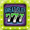 Great Slot Machines – Bunter Spielautomat für Online- und Offline-Spiele