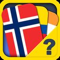 Flaggen und Länder der Erde lernen mit Quiz - Nationalflaggen aller Staaten aus Europa, Asien, Nordamerika, Südamerika und Afrika trainieren