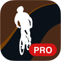 Runtastic Mountain Bike PRO GPS Fahrradcomputer & Tracker