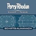 Kampf um Terra Schiffsalmanach für echte Perry Rhodan Fans
