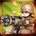 Kleine Commander – WWII TD bietet ein klassisches Tower-Defense Spiel mit peppiger Grafik