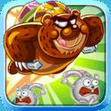 Laufen laufen Bär – Actionreiche Honigjagd mit diversen Hilfsmitteln