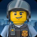 LEGO® City Spotlight Robbery – Schnitzeljagd für große und kleine Jungs