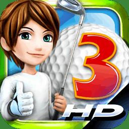 Let's Golf! 3 HD – Starte deine Partie auf deinem Android Phone und verbessere dein Handicap