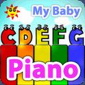 Mein Baby Klavier – Farbenfrohes Musikinstrument mit diversen Kinderliedern