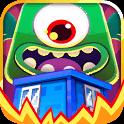 Monsters Ate My Condo – Ziemlich verrücktes Match-3 Spiel