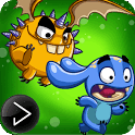 Monster Smasher – Schneller Finger-Killer in einer kostenlosen App