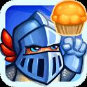 Muffin Knight – Spannendes Jump&Run Abenteuer in einer reduzierten Android App