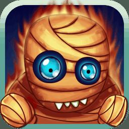 Pumpkins VS Monster – Action, Match-3 und Strategie in einer einzigen coolen App