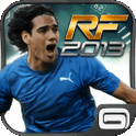 Real Football 2013 – Kostenlose Android App für alle Fußball-Fans