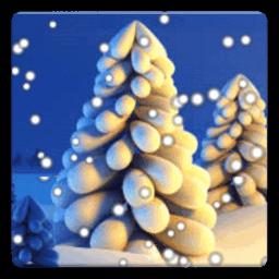 Schnee Live Wallpaper Gratis – Auch dein Android Phone darf in Weihnachtsstimmung kommen