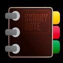 SkinnyNote Notepad – Die Notiz-App für Texte, Zeichnungen, Aufgaben und Listen