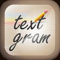 Textgram – Kostenlose Android App für etwas andere Notizen und Mitteilungen