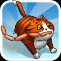 The CATch! – Nicht jede fette Katze kann so schnell vor der Oma fliehen