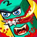 Tiny Ball vs Evil Devil 2 – Erst wird geschossen und dann wird es blutig