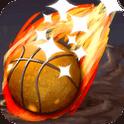 Tip-Off Basketball – Spiele eine Solokarriere oder gegen reale Gegner weltweit