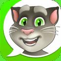 Tom's Messenger – Sende eine Videobotschaft in der Rolle des frechen Katers