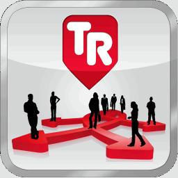 TrackRoom – Finde deine Freunde und chatte kostenlos mit ihnen