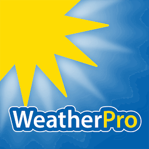 WeatherPro – Eine der besten Wetter Apps für Android derzeit fast geschenkt