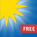 WeatherPro Free: Wetter gratis – Basisfunktionen für Lau