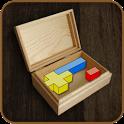 Woodebox Puzzle – Knackige Herausforderung in einer Mischung aus Tangram und Block It