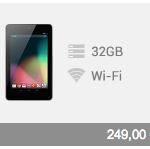 Alle neuen Nexus 7 Modell auf einen Blick