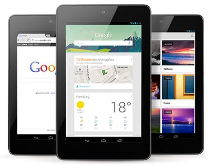 Rückerstattungen für Käufer des Asus Google Nexus 7