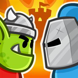 Castle Raid 2 – Erobere Burgen und verteidige deine eigene