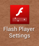 Flashplayer unter Android 4.1 (Jelly Bean)