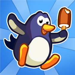 Hopping Penguin – Schneller Sidescroller mit vielen Herausforderungen