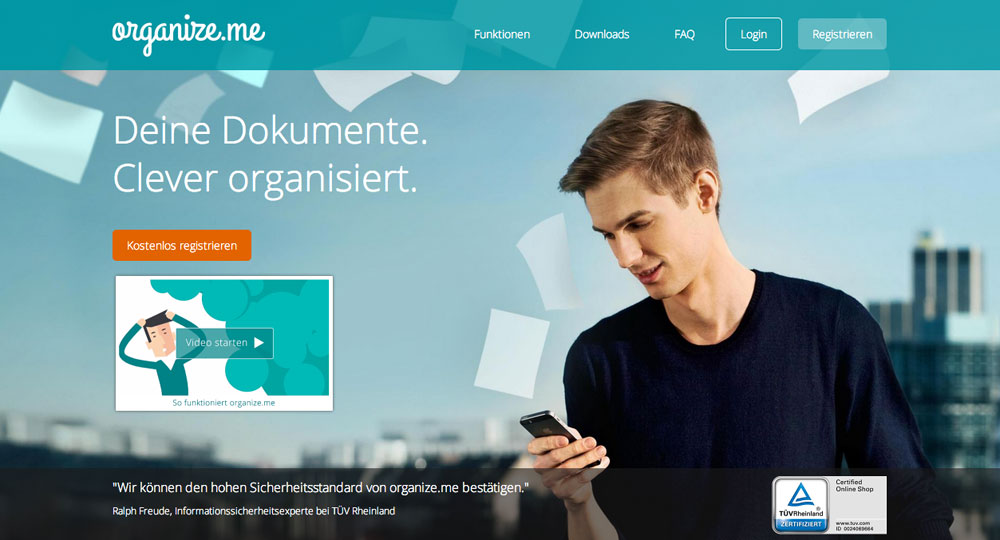 organize-me